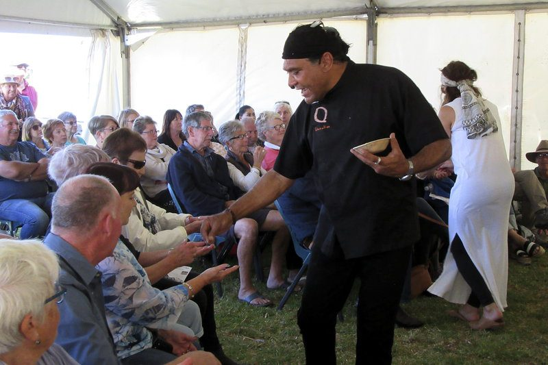 Oysterfest Ceduna Cooking Demo
